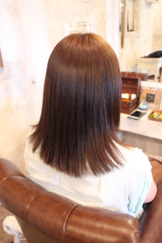 矯正毛にカラーリング_b0210688_11454965.jpg