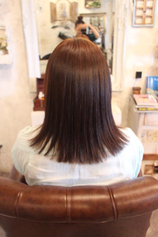 矯正毛にカラーリング_b0210688_11462865.jpg