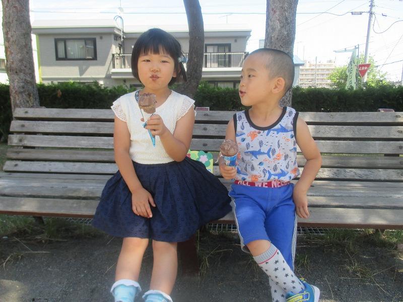 7月28日(木)・・・娘、5歳の誕生日_f0202703_2349156.jpg