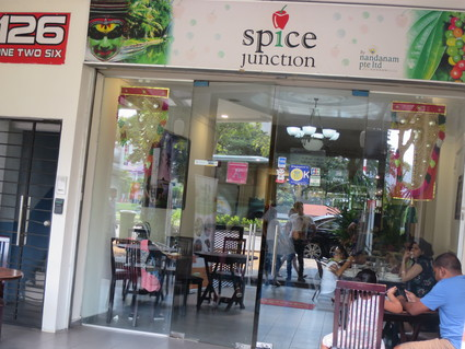 Leeさんとカレー♪ @Spice Junction _c0212604_23255896.jpg