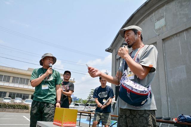 「第15回 スネークヘッドコンペ2016」  レポート 渡辺香佐_a0153216_1855518.jpg