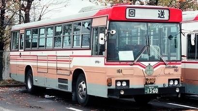 秋田市交通局 日野K-RT225AA +日野車体_e0030537_00061896.jpg