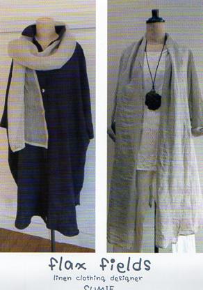 マダムのリネン衣服展_e0109554_9241357.jpg