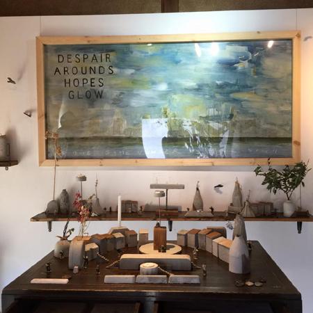takanori masutani exposition 僕の心のありったけ11日間の展示が終了しました。/ぎゃらりーマドベ  _a0251920_10195312.jpg