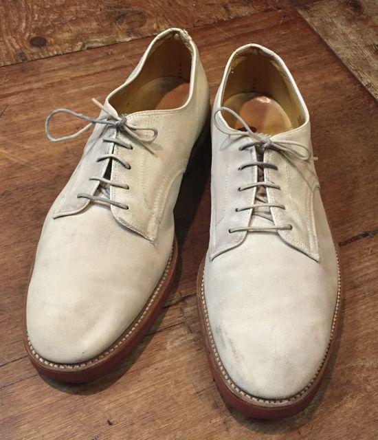 7月30日(土)入荷!!60s Jarman shoes ホワイトバックス!!_c0144020_1430947.jpg