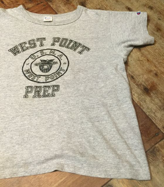 7月30日(土)入荷!!80s チャンピオン トリコタグ U.S.M.A WEST POINT Tシャツ!_c0144020_14384023.jpg