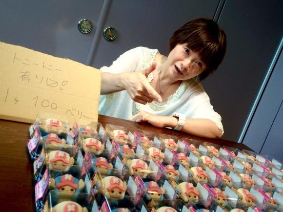 チョッパーの和菓子発売! _a0163623_22063408.jpg