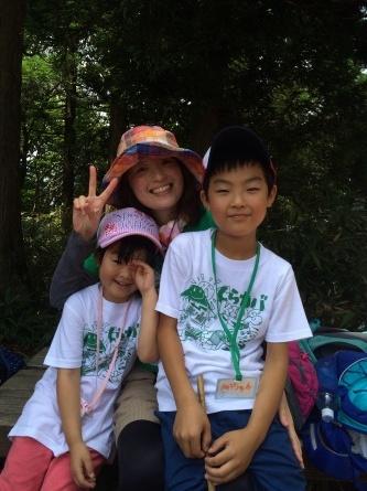 サマーキャンプ二日目!_f0101226_06351473.jpg