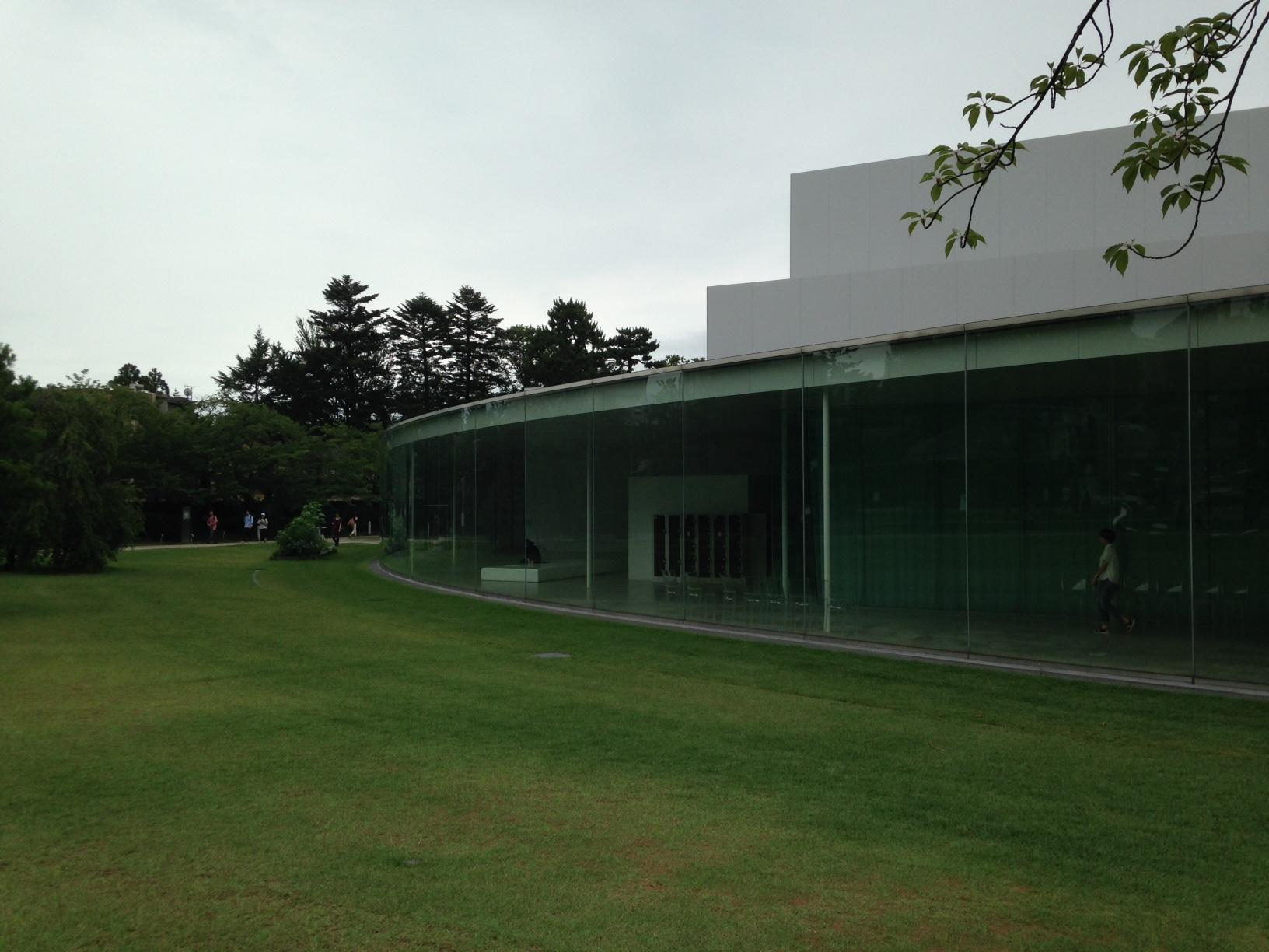 金沢21世紀美術館_f0196648_21394927.jpg