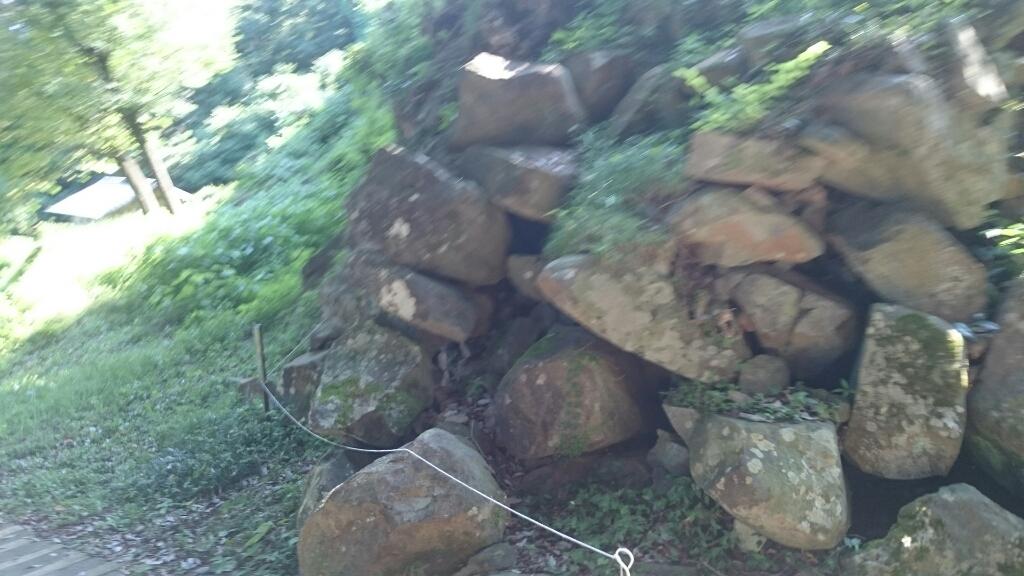 石垣山下見_b0211757_15432736.jpg