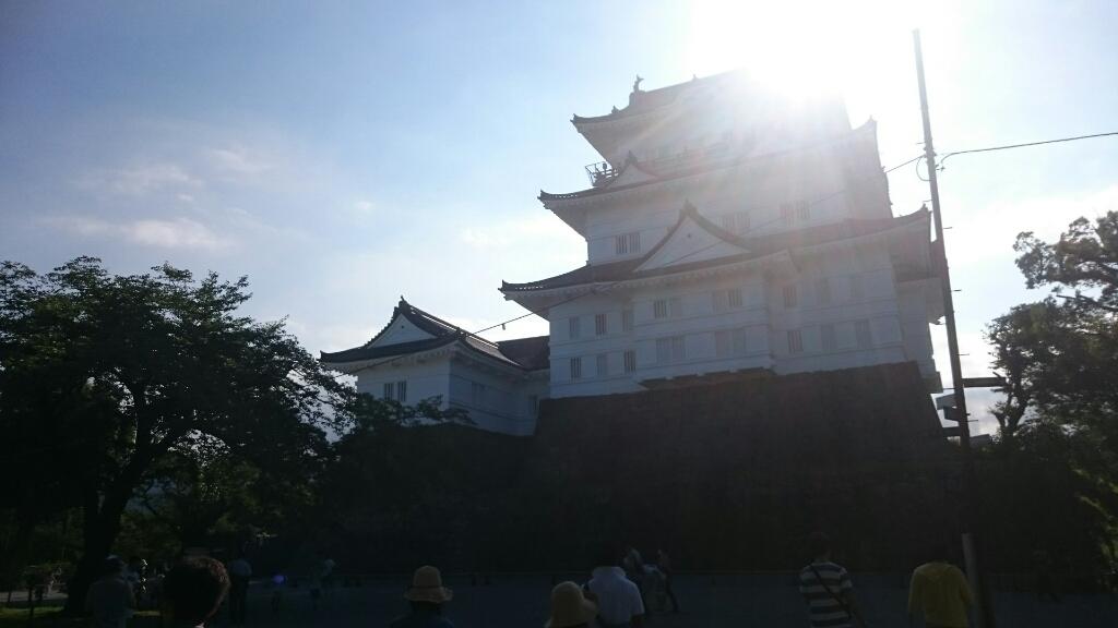 小田原城下見_b0211757_17400525.jpg