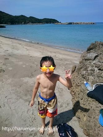 父と息子の夏休み_d0291758_1052683.jpg