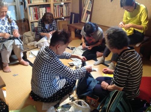 夏の『ちくちく手縫いの会』涼しいブラウスできました!_b0153663_15114586.jpeg
