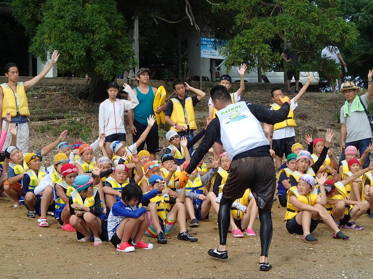 武雄市わんぱくスクールのシーバード♪_a0077071_15132657.jpg