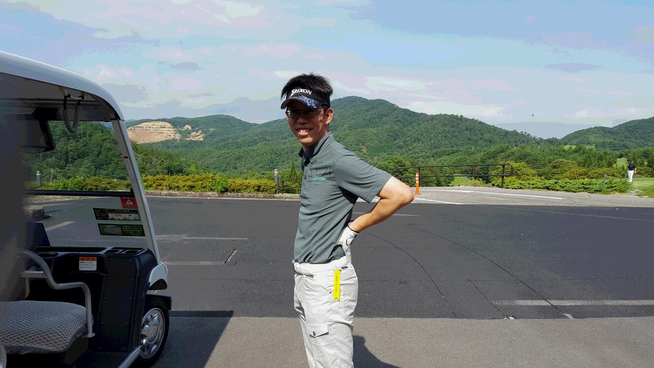 永井プロとツーサム_c0160277_20115538.jpg