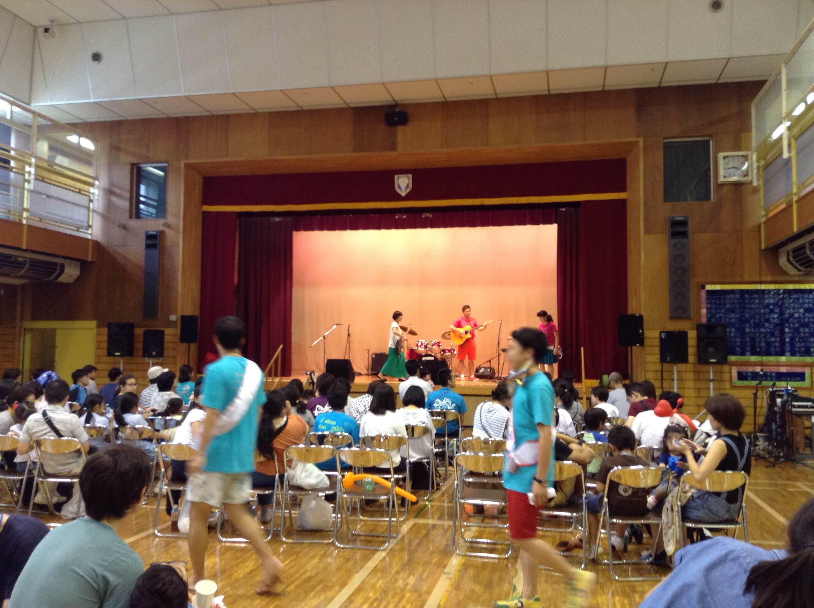 青光学園夏まつり☆_c0186983_12394574.jpg