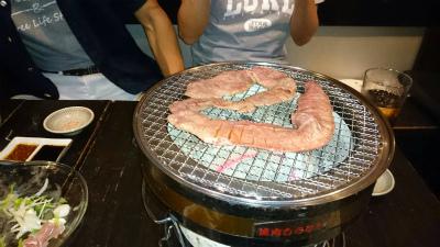 焼き肉 第2弾_f0220089_10253432.jpg