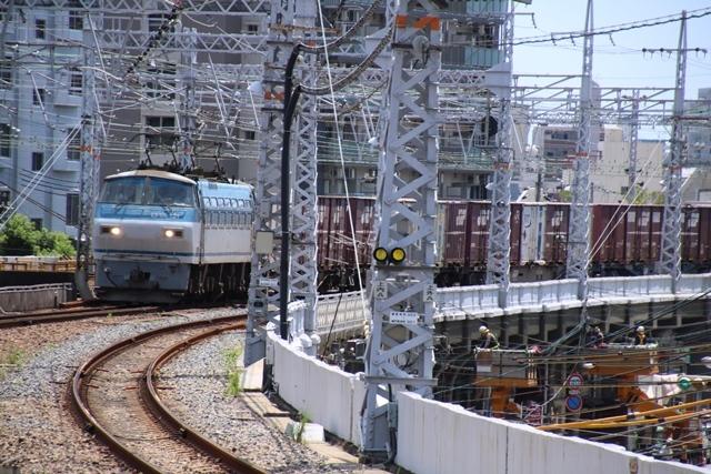 藤田八束の鉄道写真@2025年に大阪万博が決定、おめでとう!!・・・日本の技術は世界のどの位置に、そして人類平和への貢献度は_d0181492_20504005.jpg