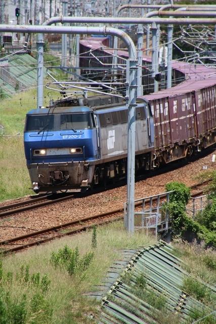 藤田八束の鉄道写真@貨物列車の写真、北海道、東北、関東、山陽、九州を走る_d0181492_20530105.jpg