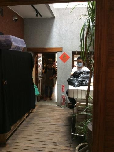 麗しの島 台湾旅行 388 迪化街カフェ その2_e0021092_10224989.jpg