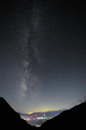 梅雨明けと星空_e0120896_07185462.jpg