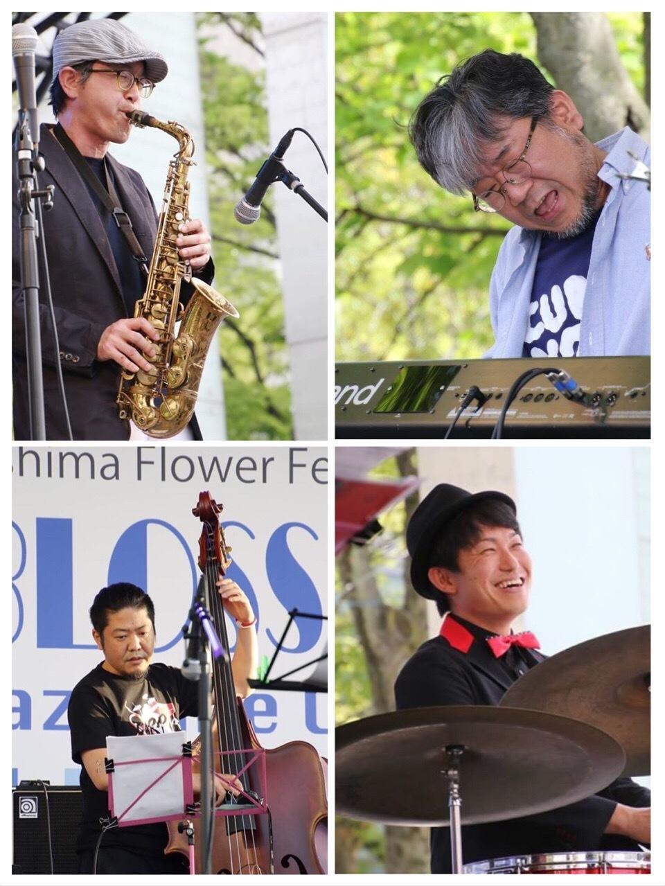 Jazzlive comin 広島   本日土曜日のライブ_b0115606_10441146.jpeg