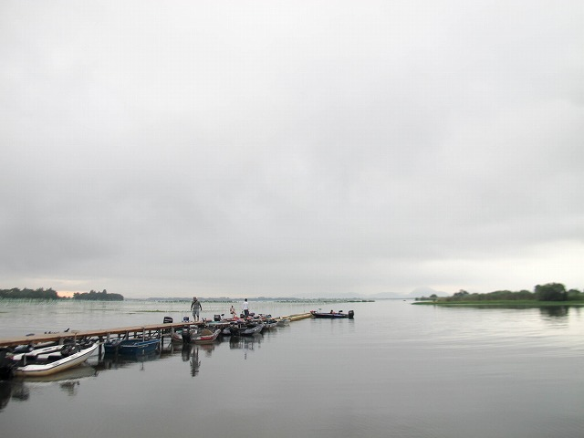 第11回 琵琶湖でバスフィッシングを楽しもう会 レポート_a0153216_16363828.jpg