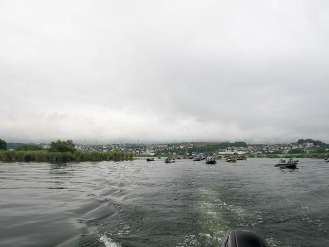 第11回 琵琶湖でバスフィッシングを楽しもう会 レポート_a0153216_1639261.jpg