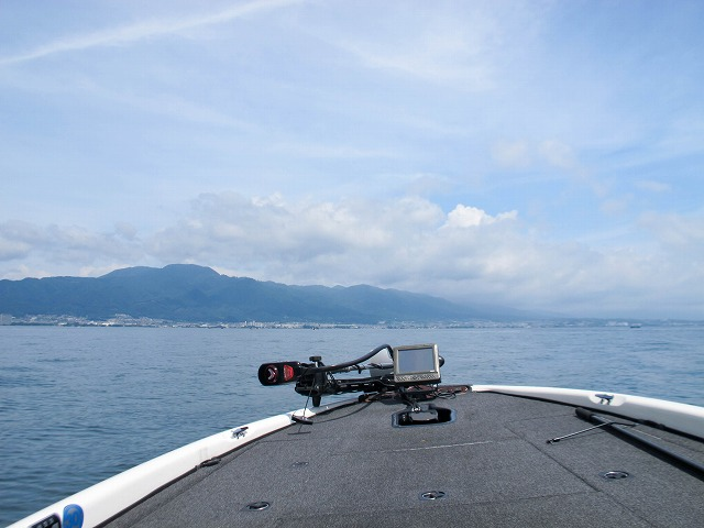 第11回 琵琶湖でバスフィッシングを楽しもう会 レポート_a0153216_16505491.jpg