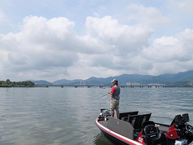 第11回 琵琶湖でバスフィッシングを楽しもう会 レポート_a0153216_16522340.jpg