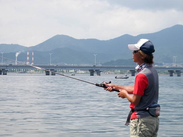 第11回 琵琶湖でバスフィッシングを楽しもう会 レポート_a0153216_16525427.jpg