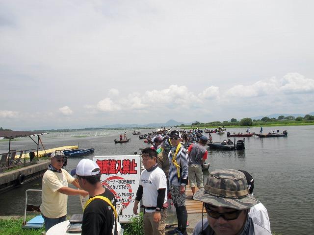 第11回 琵琶湖でバスフィッシングを楽しもう会 レポート_a0153216_16542148.jpg