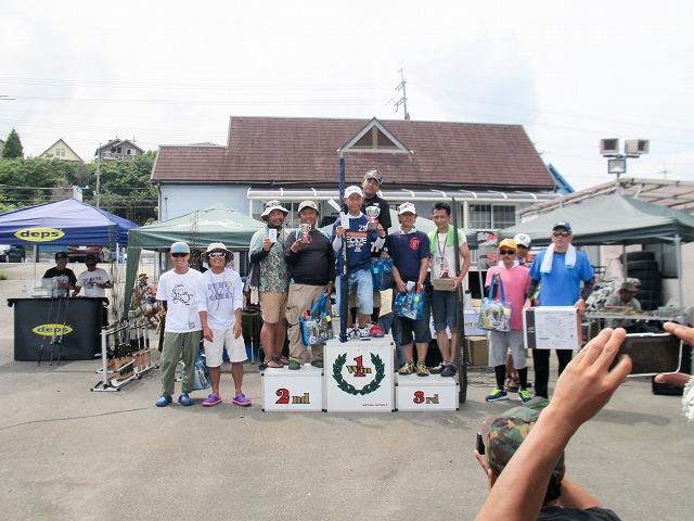 第11回 琵琶湖でバスフィッシングを楽しもう会 レポート_a0153216_16545380.jpg