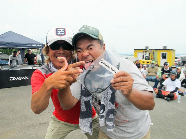 第11回 琵琶湖でバスフィッシングを楽しもう会 レポート_a0153216_16571167.jpg