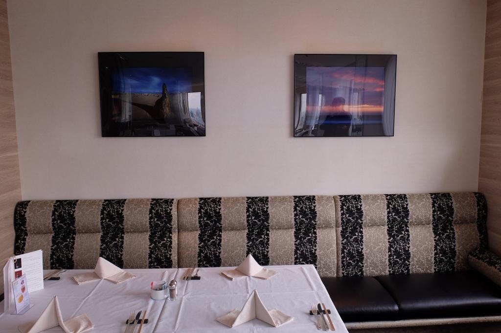オージーフード&相原作品展示  ホテルニューオータニ レストラン_f0050534_11175179.jpg