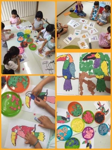 1学期まとめ😊 幼稚園英語レッスン_a0285570_00153522.jpeg