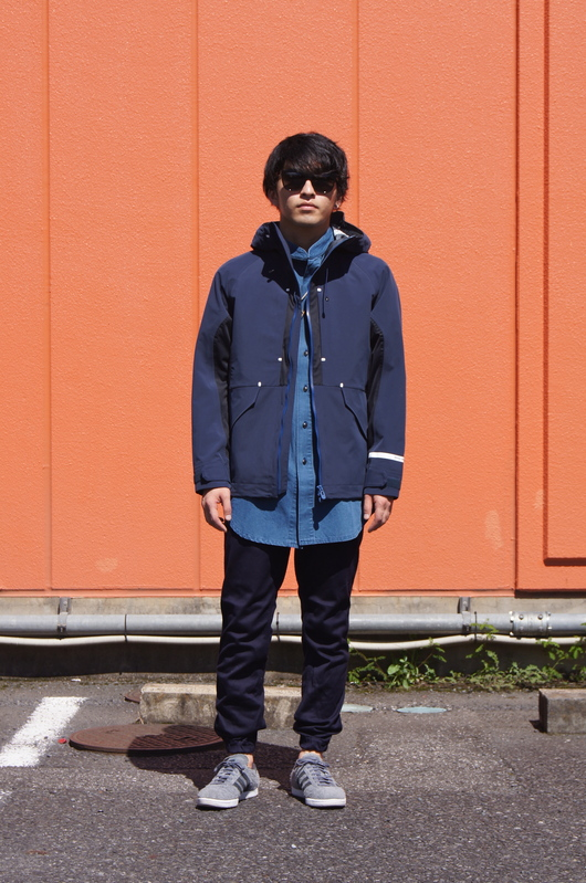 White Mountaineering - SAITOS MOUNTAIN PARKA_f0020773_2001524.jpg