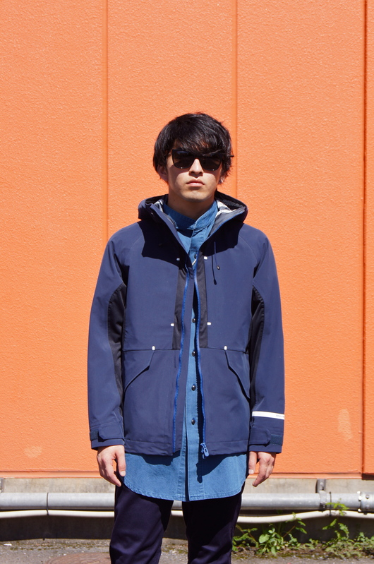 White Mountaineering - SAITOS MOUNTAIN PARKA_f0020773_2004623.jpg