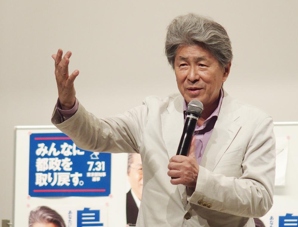 鳥越俊太郎さんの当選で東京を変えましょう_b0190576_21061684.jpg