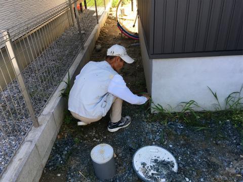 大島 Oさんの家 ★塗装工事、左官工事_d0205883_182253100.jpg