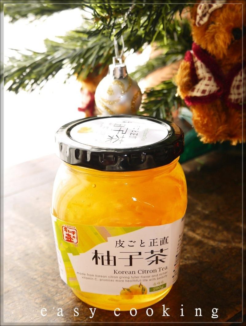 韓国の柚子茶_f0361692_11255819.jpg