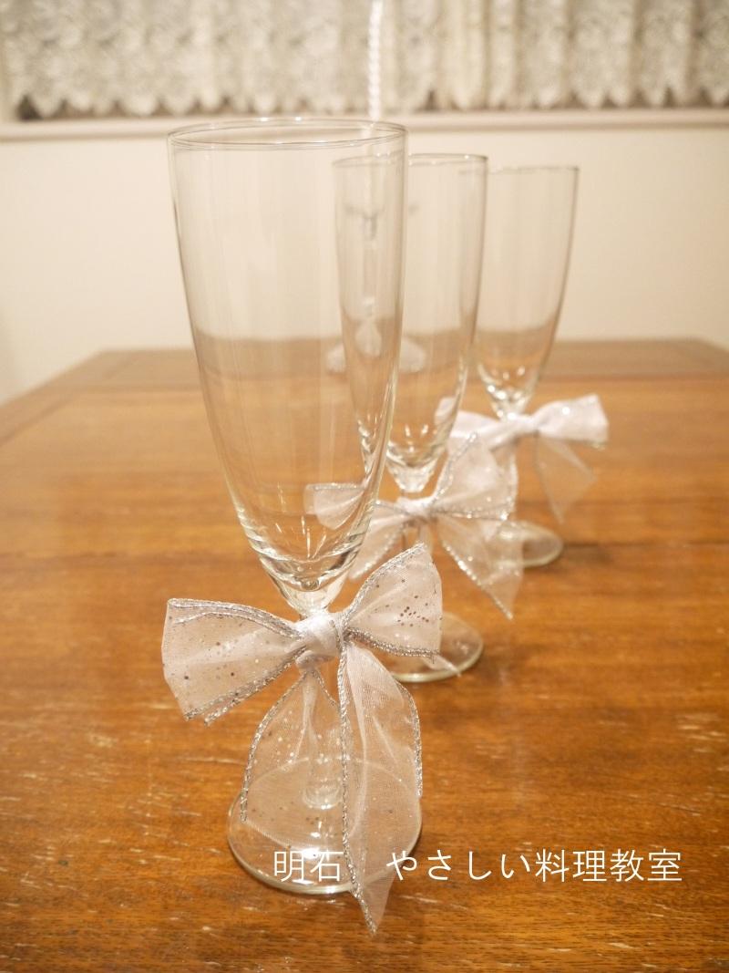 Christmasのグラス♪_f0361692_11281624.jpg