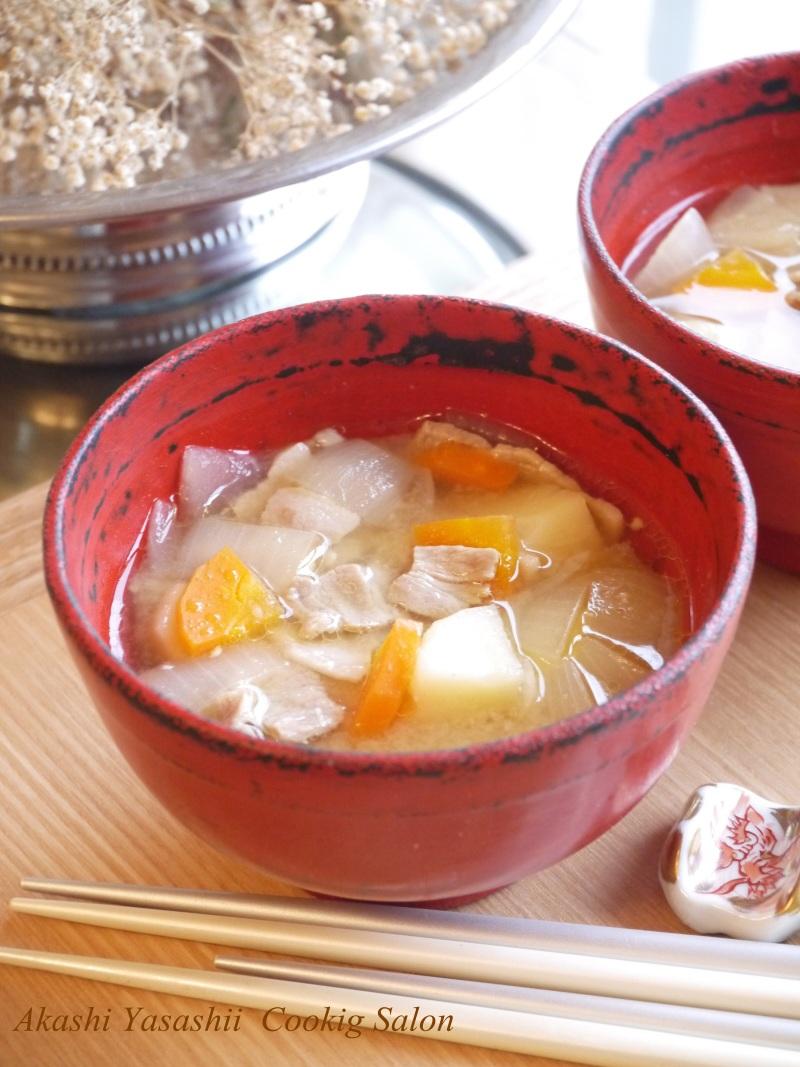 野菜スープのように★義父のお味噌汁_f0361692_11334811.jpg