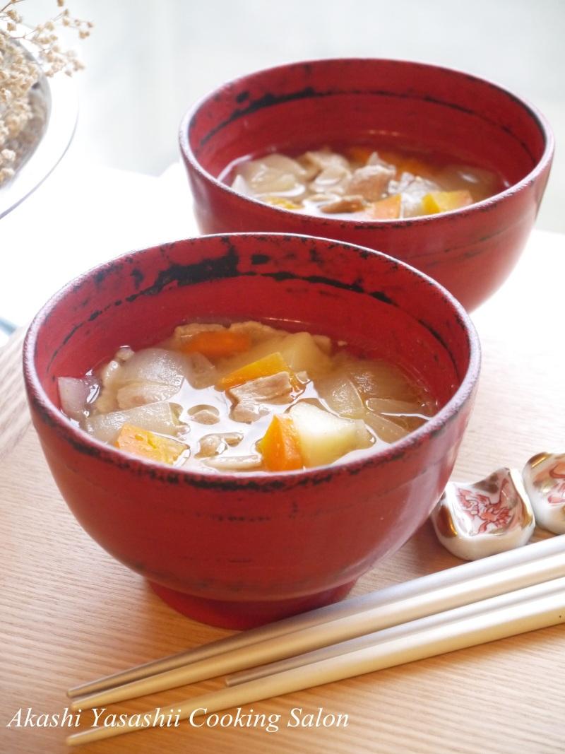 野菜スープのように★義父のお味噌汁_f0361692_11334869.jpg
