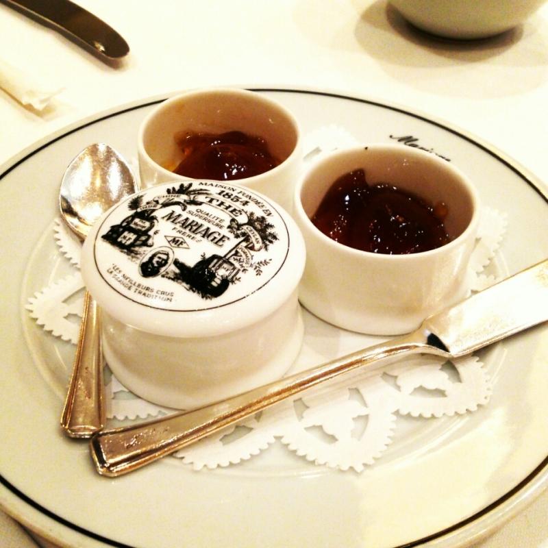 マリアージュフレールの紅茶ジャム_f0361692_11343678.jpg