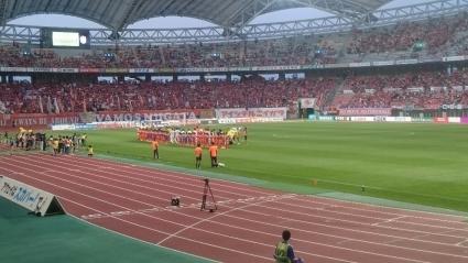 2016JリーグDivision1 2ndステージ第6節  アルビレックス新潟 - FC東京_b0042308_07424850.jpg