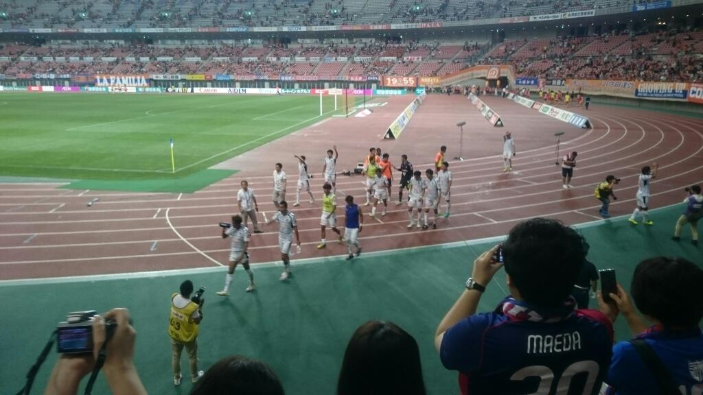 2016JリーグDivision1 2ndステージ第6節  アルビレックス新潟 - FC東京_b0042308_07425156.jpg