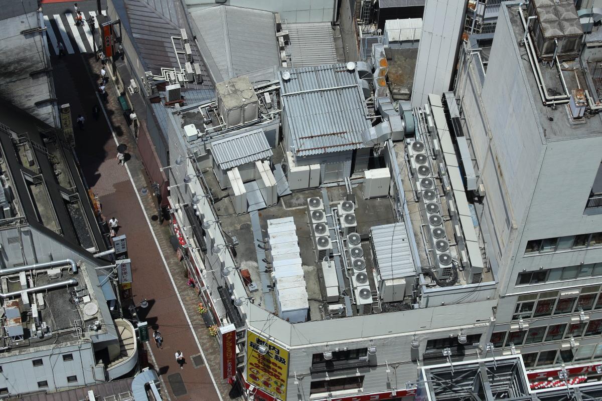 渋谷 いきつけの喫茶「パリス」界隈を見おろす_b0061717_2142152.jpg