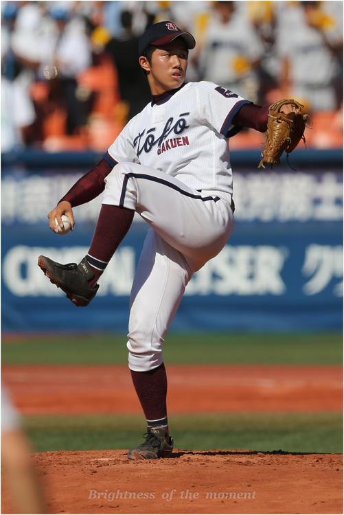 桐光学園VS横浜_e0200922_0394068.jpg