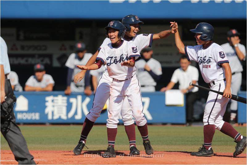 桐光学園VS横浜_e0200922_0431297.jpg